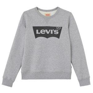 Levi's Sweat 3 - 16 ans Gris - Taille 3 ans;4 ans;5 ans;6 ans;8 ans;10 ans;12 ans;14 ans;16 ans;2 ans