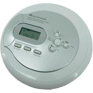 Soundmaster CD9180 - Baladeur CD / MP3