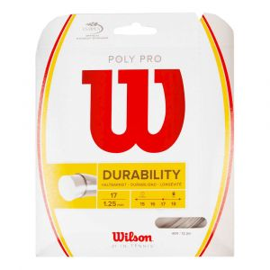 Wilson Ficelle Poly Pro 12.2 M