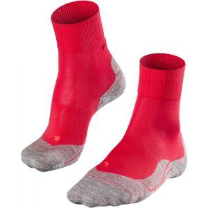 Falke RU4 - Chaussettes course à pied Femme - rouge EU 39-40 Chaussettes course à pied