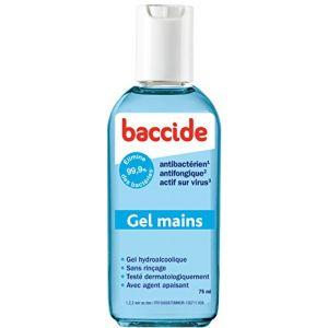 Baccide Gel mains anti-bacterien actif sur virus