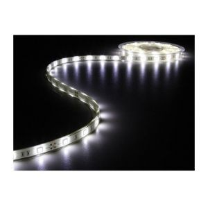 Velleman FLEXIBLE A LED - BLANC FROID 6500K - 150 LED - 5m - 12V - LQ12W210CW65N