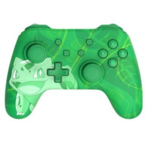 PowerA Manette filaire Pokémon pour Nintendo Switch - Bulbasaur