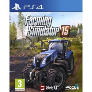Farming Simulator 15 sur PS4