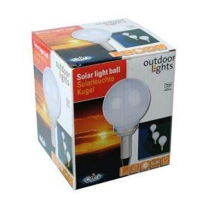 Lampe boule solaire - 4 LED