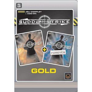 Sudden Strike Gold Edition : Le jeu + l'extension Sudden Strike : Forever [PC]