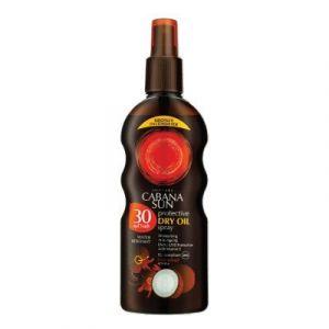 Cabana sun Protective Dry Oil Spray - Bronze Intesifier - 200 ml - SPF 30