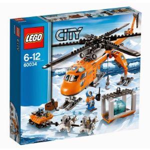 Lego 60034 - City : L'hélicoptère Arctique