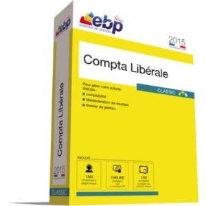 Compta Libérale Classic 2015 pour Windows