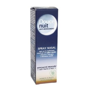 Douce Nuit Anti ronflement spray nasal,10ml