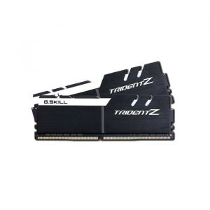 G.Skill Trident Z 16 Go (2x 8 Go) DDR4 4133 MHz CL19 Noir / Blanc