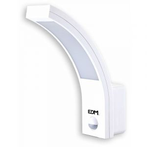 Les douces nuits de Maé Applique extérieur LED avec détecteur de mouvement Autres Blanc