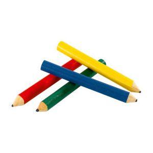 Crayons de couleur à ronger