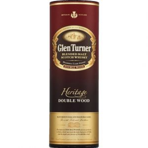 Glen Turner Whisky Ecosse Highland Single Malt heritage 40 % vol.