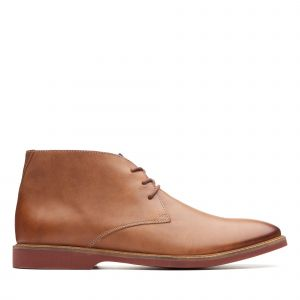 Clarks Boots ATTICUS LIMIT Marron - Taille 40,41,42,43,44,45,46,42 1/2,47,41 1/2,44 1/2,39 1/2