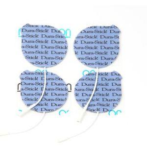 Cefar 42197 - 4 électrodes Simtrode rondes Ø 5 cm