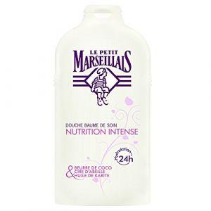 Le Petit Marseillais Nutrition Intense - Douche baume de soin Beurre de Coco, Cire d'Abeille & Huile de Karité