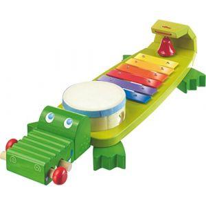 Haba Crocodile musical