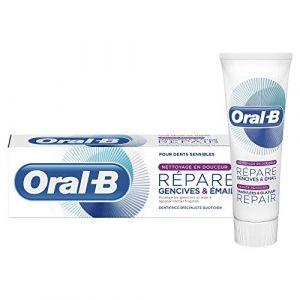 Oral-B Répare Gencives / Émail Nettoyage en Douceur Dentifrice 75ml