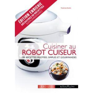 Larousse Livre Cuisiner au robot mixeur