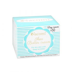 Nacomi Shea Butter Cream 50 ml