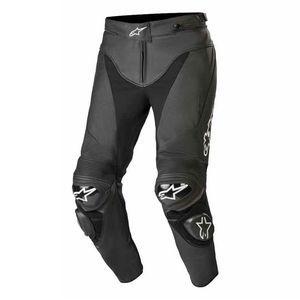Alpinestars Pantalon cuir Track V2 noir - 50