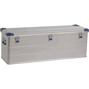Alutec CAISSE DE TRANSPORT INDUSTRY 153 13153 ALUMINIUM (L X L X H) 1182 X 385 X 410 MM 1 PC(S)