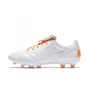 Nike Chaussures de foot The Premier II FG blanc - Taille 45,44 1/2