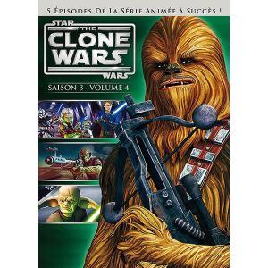 Star Wars : The Clone Wars - Saison 3, Volume 4