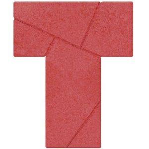 Anker 57772 - La lettre T 5 pièces