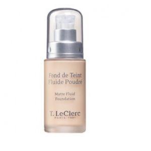 T.LeClerc Paris Doré - Fond de teint fluide poudré SPF15