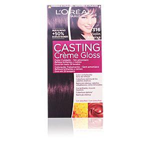 L'Oréal Casting Crème Gloss 316 Violine - Coloration soin sans amoniaque