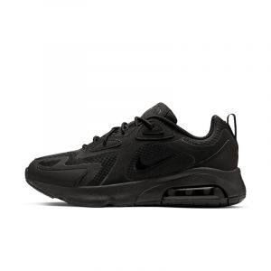 Nike Chaussure Air Max 200 pour Homme - Noir - Taille 42 - Male