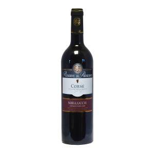 Vin rouge Corse Niellucciu RESERVE DU PRESIDENT