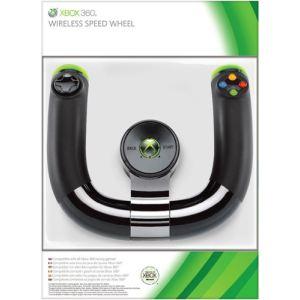 Microsoft Volant sans fil pour Xbox 360