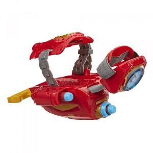 Gant répulseur Iron Man lance fléc ttes Nerf Power Moves Accessoire de déguisement