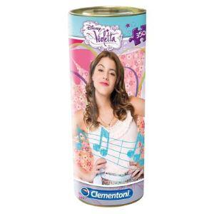 Clementoni Puzzle avec tirelire Violetta- Passion 350 pièces