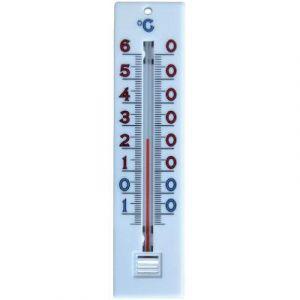 Stil Thermomètre - Chiffres en rouge et bleu