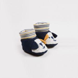 Catimini Chaussons chaussettes étoiles
