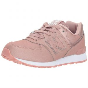 New Balance GC574 Ka Rose Chaussures Paillettes Femme Baskets 40