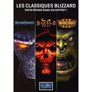 Diablo 2 + Starcraft + Warcraft III [PC]