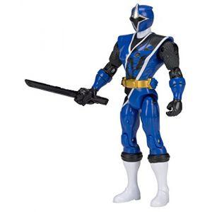 Bandai Power Rangers Ninja Steel Bleu 12 cm