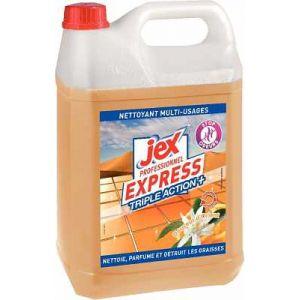 Jex Nettoyant parfumé Express orange 5 L