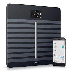 Nokia Body Cardio Noir - Pèse-personne connectée