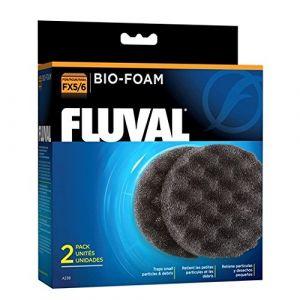 Fluval Lot de bio mousses Fx5 Fx6 - Pour aquarium