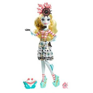 Mattel Monster High Pirate Lagoona Blue