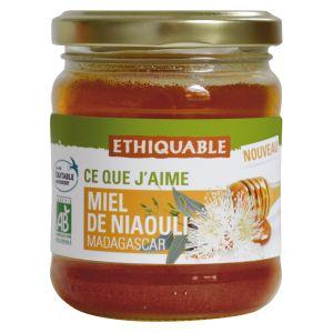 Ethiquable Miel de Niaouli Madagascar 250 g