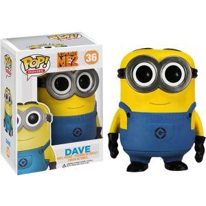 Funko Figurine Pop! Moi, moche et méchant 2 Dave