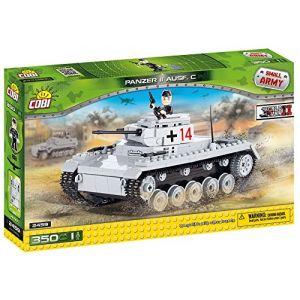 Cobi 2459 - Panzer II Ausf. C 350