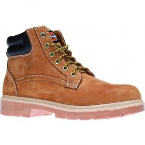 Dickies Chaussures de sécurité montantes Donegal S1P SRA Miel 45